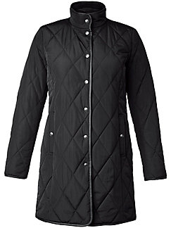 Anna Aura - Long quilted jacket