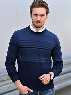 MAERZ Muenchen - Pullover aus 100% Schurwolle-Merino 82ec7b69ae