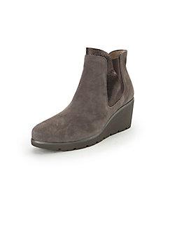 Cuir Bleu Les Boots En Melluso qIIw6E4