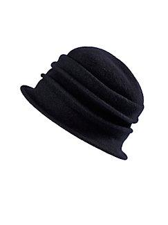 Seeberger - Mütze aus 100% Schurwolle