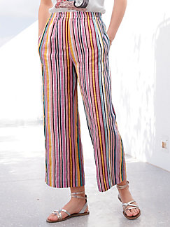 MYBC - Pull-on 7 8-length trousers 85593ed80b229
