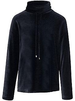Looxent - Nicki-Shirt mit 1/1-Arm
