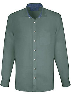 Overhemd Zonder Kraag.Heren Overhemden Online Kopen Peter Hahn