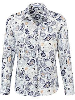 Peter Hahn - Paisley motif blouse