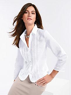offiziell große Auswahl von 2019 neuer Stil Festliche Blusen im Peter Hahn Shop bestellen