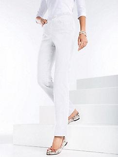 Peter Hahn - Jeans med resårlinning ecb9911276ee7