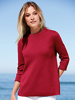 Peter Hahn - Jumper with 3 4-length sleeves 03508832d