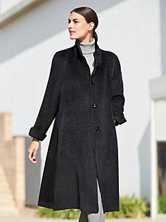 cefe96821e849f Lamahaar-Mäntel für Damen online bei Peter Hahn kaufen
