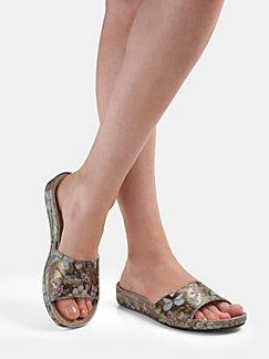 fresh styles large discount aliexpress Pantolette online kaufen | peterhahn.de