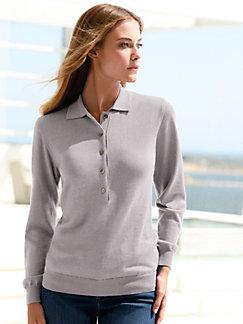 7138a160ebaf27 Polo Pullover für Damen | Pullover mit Polokragen bei Peter Hahn