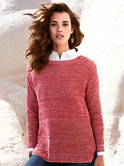a955e39d216b12 Peter Hahn - Rundhals-Pullover aus 100% SUPIMA®-Baumwolle