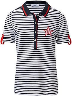 Looxent - Polo-Shirt mit langem 1/2-Arm