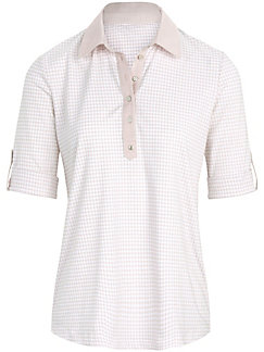 Peter Hahn - Polo shirt with short sleeves