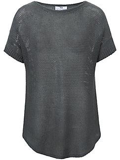 Peter Hahn - Pullover aus 100% Leinen mit 1/2 Arm