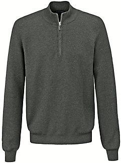 Louis Sayn - Pullover mit Stehbundkragen