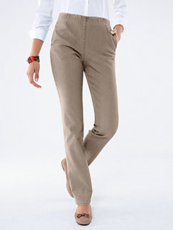 Slip-on ProForm Slim trousers - Design PAULA Raphaela by Brax blue Brax TqJckC2