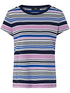 Peter Hahn - Ringel-Shirt mit Rundhals-Ausschnitt