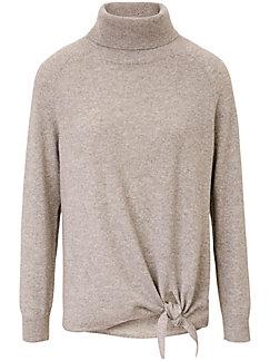 include - Rollkragen-Pullover aus 100% Kaschmir