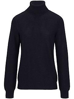 Peter Hahn - Rollkragen-Pullover mit 1/1 Arm
