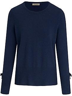 Uta Raasch - Round neck jumper made of wool and cashmere