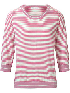 Supima - Rundhals-Pullover aus 100% SUPIMA®-Baumwolle
