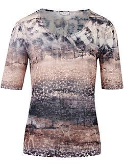 Gerry Weber - Rundhals-Shirt mit 1/2-Arm