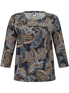 Anna Aura - Rundhals-Shirt mit 3/4-Arm