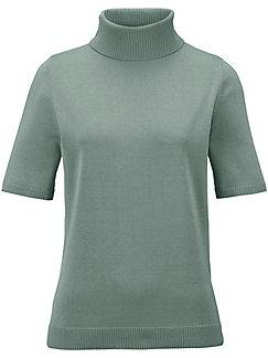 Peter Hahn - Rundhalsad tröja med kort ärm