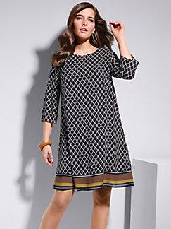 buy online 6dbf0 5fea8 Grosse Grössen Damen Kleider | peterhahn.at