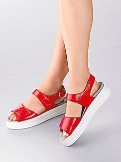 433a7f895d7 Semler - Katrin platform sandals