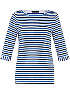 Emilia Lay - Shirt met 3/4-mouwen en boothals