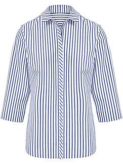 Peter Hahn - Skjorte med 3/4-lange ærmer