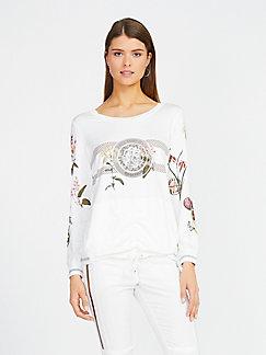 2a7874375d55 Sportalm Kitzbühel - Sweatshirt med lange ærmer