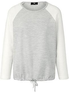 Peter Hahn - Sweatshirt mit Raglanarm