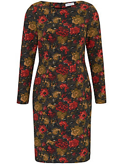 St. Emile - Tailored jersey dress with dividing seams