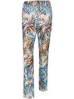Fashionable For Sale Genuine For Sale Trousers elasticated waist Schneiders Salzburg multicoloured Schneiders Outlet Largest Supplier 1zgZFj