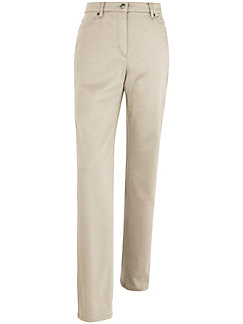 Trousers - RED style Emilia Lay beige Emilia Lay Amazon Sale Online rKuL28