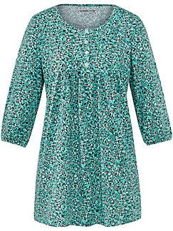 Green Cotton - Tunika-Shirt mit 3/4-Arm