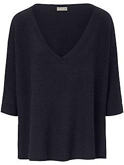 include - V-Pullover aus 100% Kaschmir