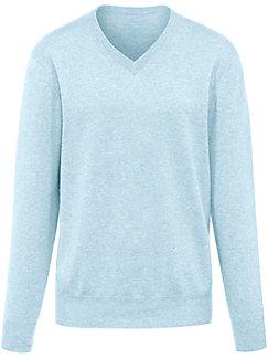 Peter Hahn Cashmere - V-Pullover aus 100% Kaschmir Modell Valentin
