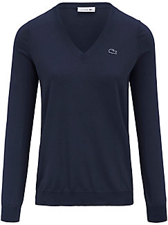 Lacoste - V Pullover mit 1/1 Arm