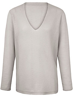 include - V-ringad tröja