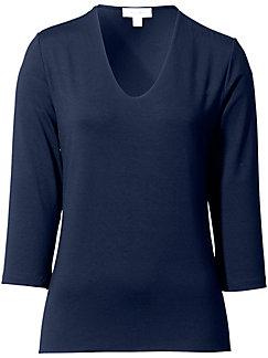 Peter Hahn - V-Shirt mit 3/4-Arm