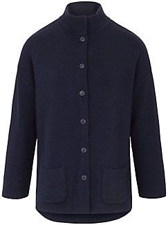 Peter Hahn - Vest van 100% scheerwol met 7/8-mouwen