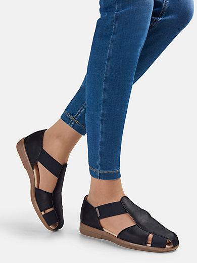 Aerobics - Sandale aus 100% Leder