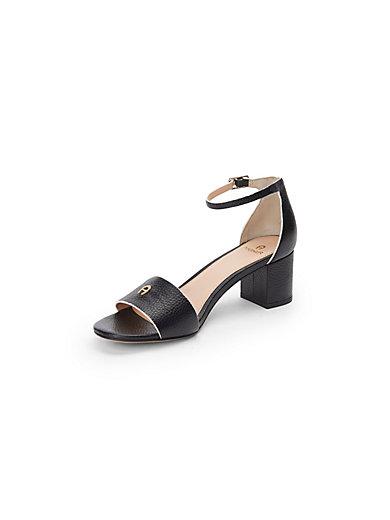 Aigner - Sandale aus 100% Leder