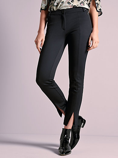 Airfield - 7/8-length jersey trousers