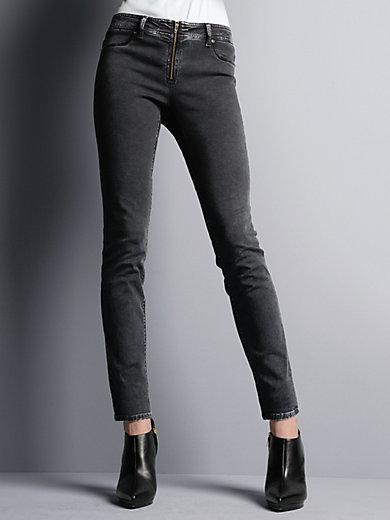 Airfield - Le jean slim longueur chevilles