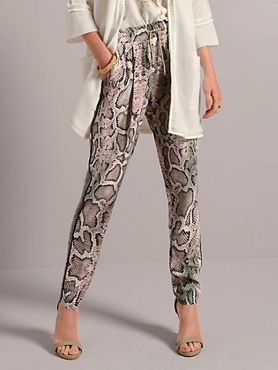 Airfield - Le pantalon imprimé, ligne confort