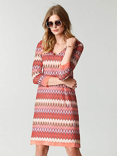 Ana Alcazar - Knitted dress with 3/4-length sleeves